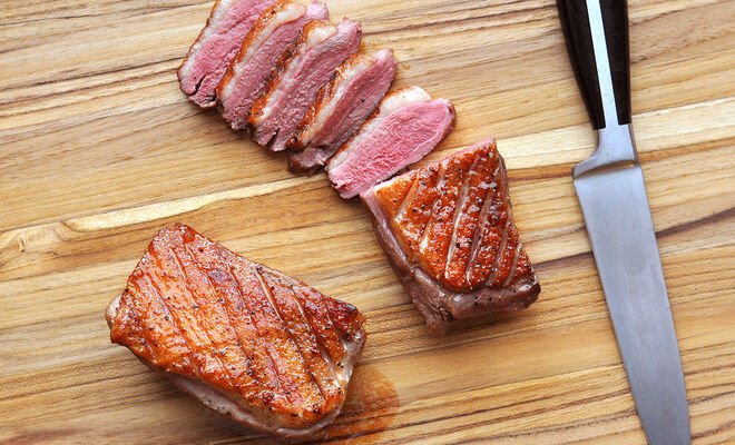 Easy Sous Vide Duck Breasts Recipe | D'Artagnan