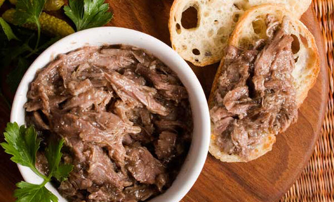 Classic Duck Rillettes Recipe | D'Artagnan