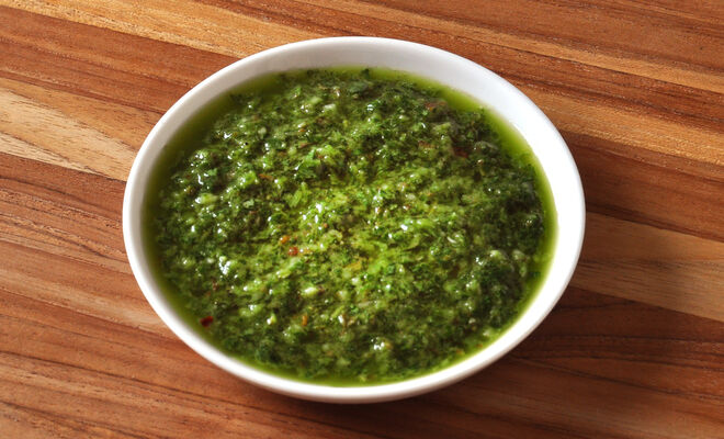 Chimichurri Sauce for Grilled & Roasted Meats | D'Artagnan