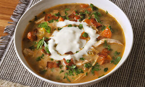 lentil-soup-with-chicken-and-bacon-recipe