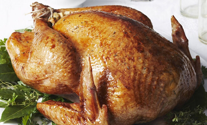 Simple & Juicy Roasted Turkey Recipe | D'Artagnan