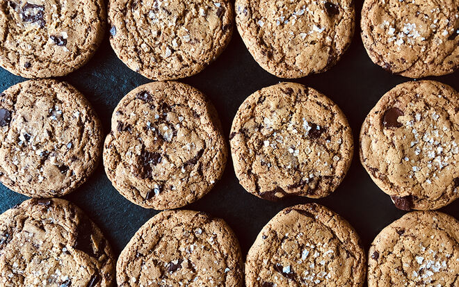 Chocolate Chunk Orange Olive Oil Cookies Recipe | D'Artagnan