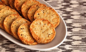 savory-truffle-butter-parmesan-shortbread-cracker-recipe