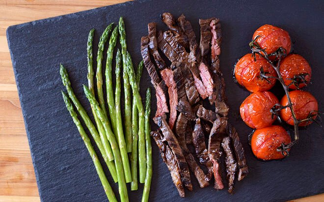 Balsamic Grilled Skirt Steak Recipe | D'Artagnan