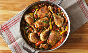 basque-chicken-with-chorizo-sausage-recipe