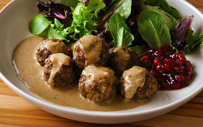 Easy Venison Swedish Meatballs Recipe | D'Artagnan
