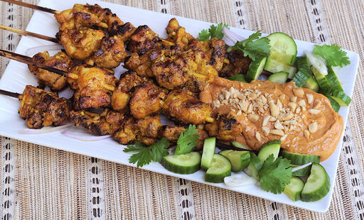 chicken-satay-with-peanut-sauce-recipe