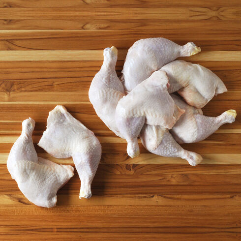 Green Circle Chicken, Leg Quarters