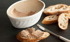 Duck Mousse Basquaise