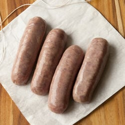 Duck and Armagnac Sausage