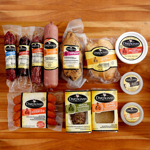 Charcuterie Gift Box for 12