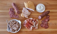 Charcuterie Gift Box for 4
