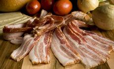 Uncured Hickory Smoked Bacon