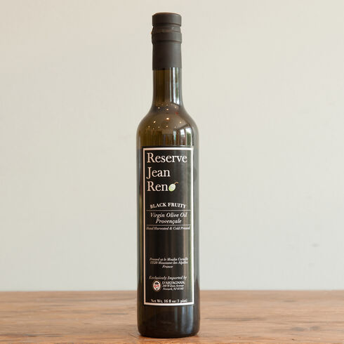 Reserve Jean Reno Olive Oil - Black Fruity
