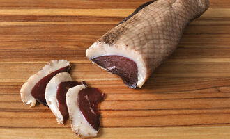 Duck Prosciutto, Dry Uncured