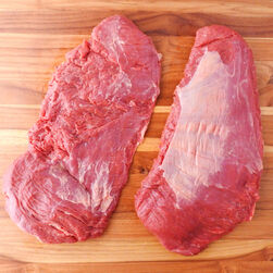 Grass-fed Beef Bavette Steak (Sirloin Flap)