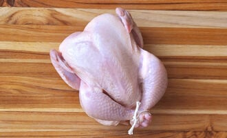 Whole Free-Range Poussin