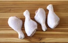 Organic Chicken Drumsticks