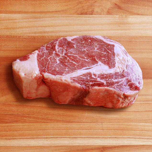 Grass-Fed Beef Ribeye Steak