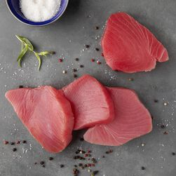 Wild Yellowfin Tuna