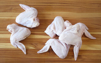 Organic Chicken Wings (Air-Chilled)