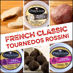 Inspiration Bundle:  French Classic - Tournedos Rossini