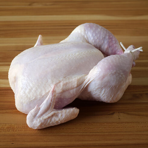Green Circle Chicken, Whole