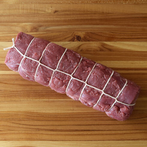 Grass-Fed Beef Tenderloin