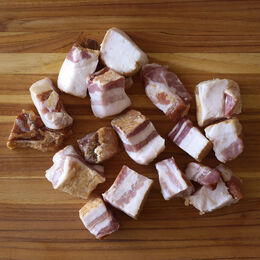 Uncured Applewood Smoked Bacon Ends & Pieces