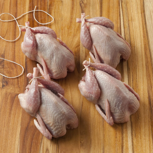 Quails for Sale: Whole Quail | Shop D'Artagnan