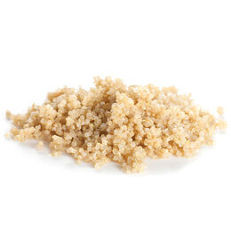 Fully Cooked Golden Quinoa
