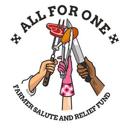 """All for One"" Farmer Relief Fund Donation"