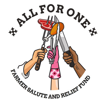"""""""All for One"""" Farmer Relief Fund Donation"""