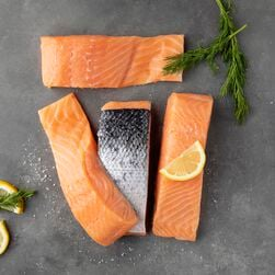 Norwegian Salmon (Atlantic Salmon)