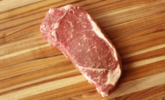 Angus Beef NY Strip Steak, Boneless