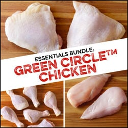 Essentials Bundle: Green Circle Chicken