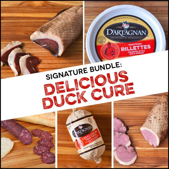 Signature Bundle:  Delicious Duck Cure