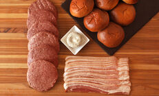 Bacon Wagyu Burger Recipe Kit (Corporate Gifts)