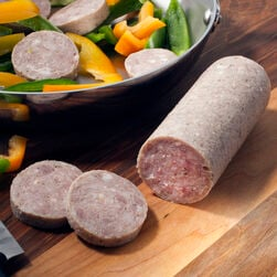 French Garlic Sausage