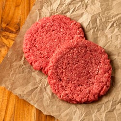Bison Burger Patties