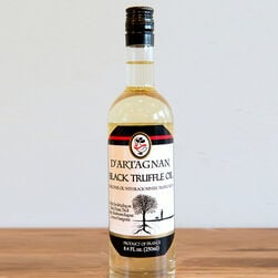 Black Truffle Flavored Oil