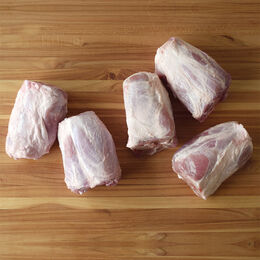 Heritage Pork Shanks, Skinless