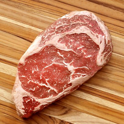 Angus Beef Ribeye Steak, Boneless
