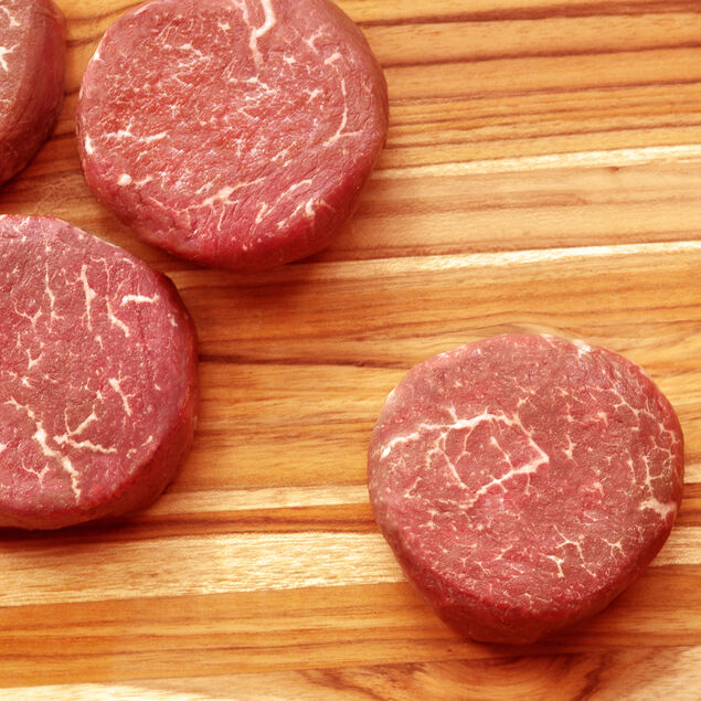 Grass-Fed Beef Filet Mignon