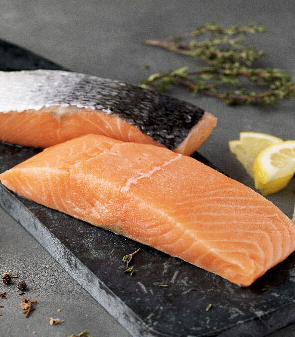 Sustainably Sourced Seafood