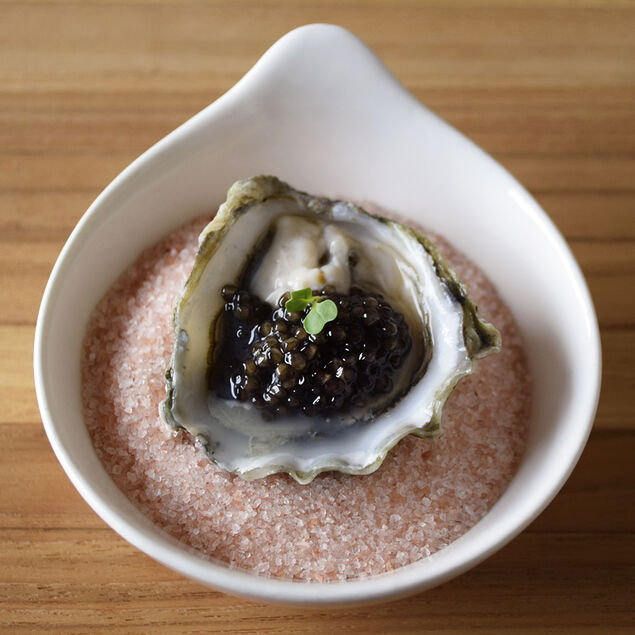 Farm-Raised Ossetra Caviar Malossol
