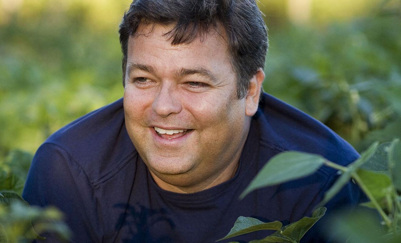 Cookbook Author Steve Sando