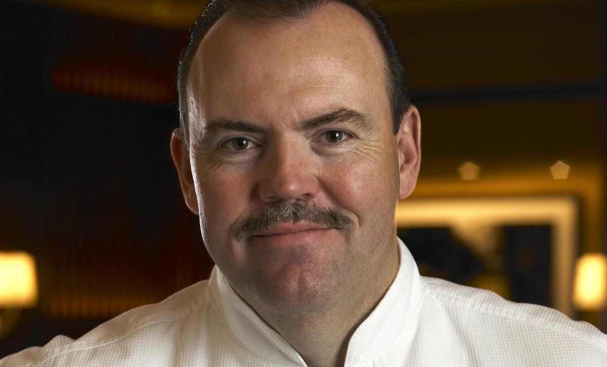 Chef Charlie Palmer