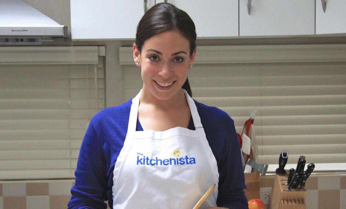 Blogger Alissa Dicker Schrieber