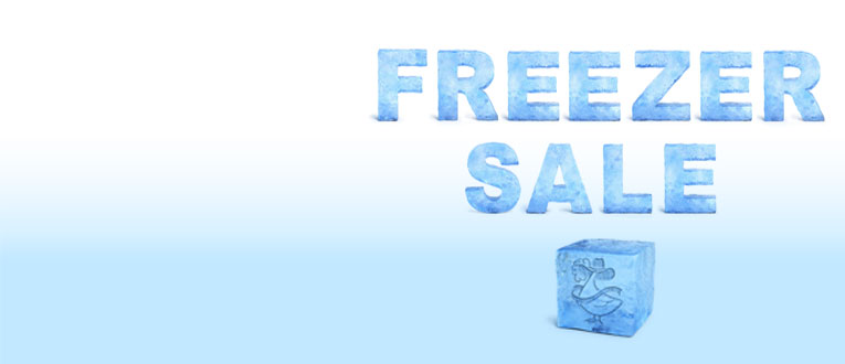 Shop Freezer Sale